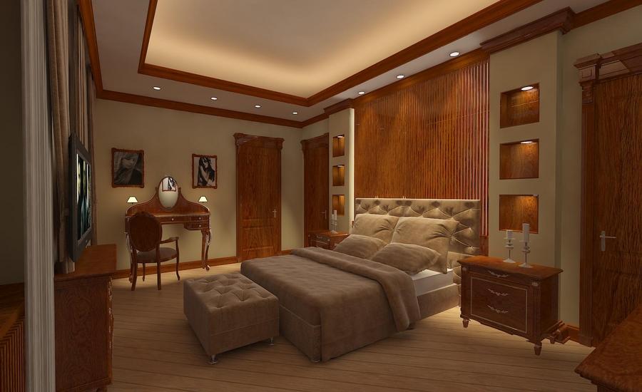 Дизайн квартиры классика