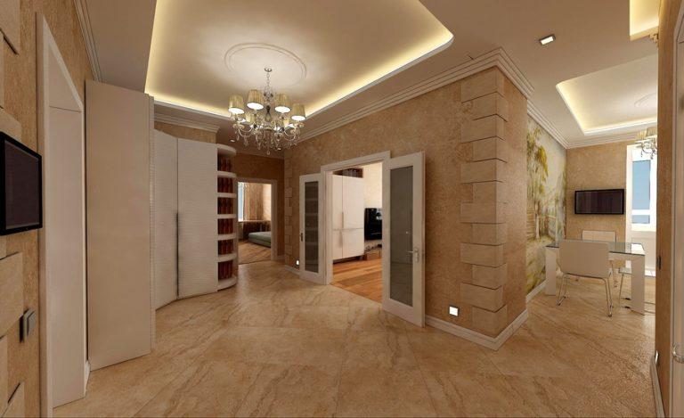 Дизайн квартиры заказать