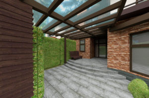 фасад проект москва