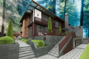 архитектор проекта фасада