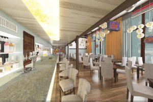 Дизайн кафе бар