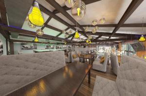 Студия дизайно ресторанов