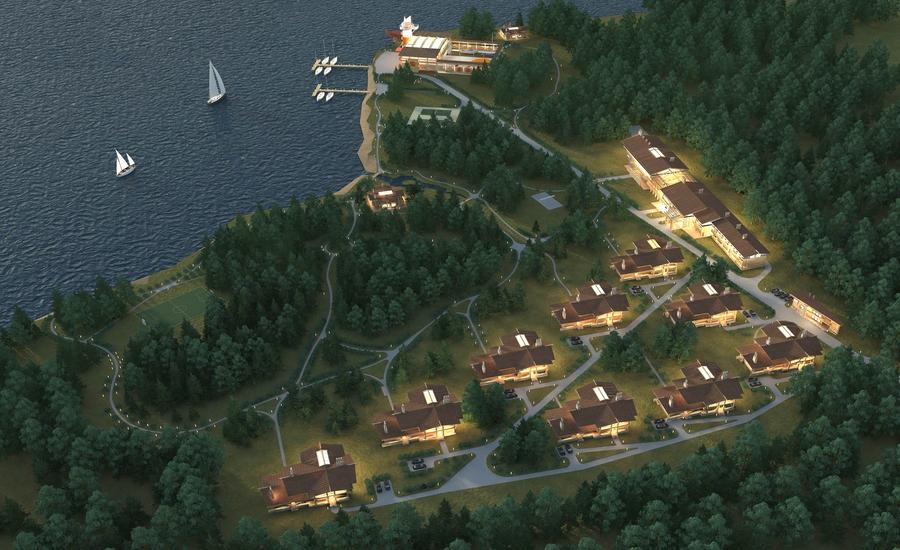 Проектирование поселков
