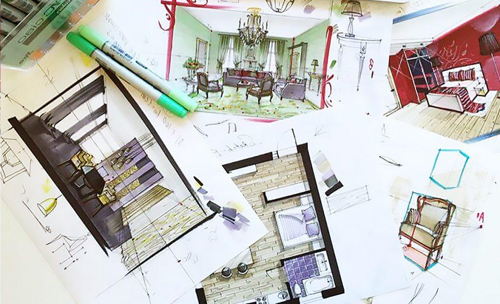 План дизайн