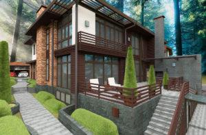 проект фасада цена