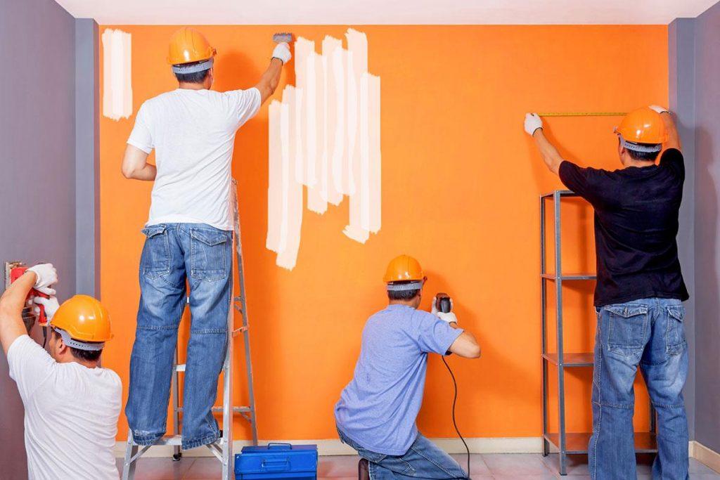 Этапность работ при ремонте квартиры.