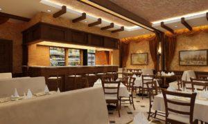 Ресторан проектирование