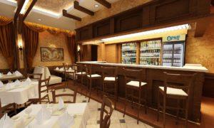 Ресторан бар дизайн