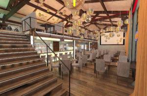 Стоимость дизайна ресторана