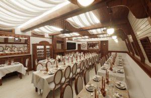 Дизайн ресторанов Москва