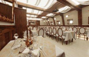 Цена дизайна ресторанов