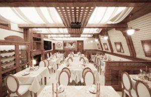 Дизайн проект ресторана цена