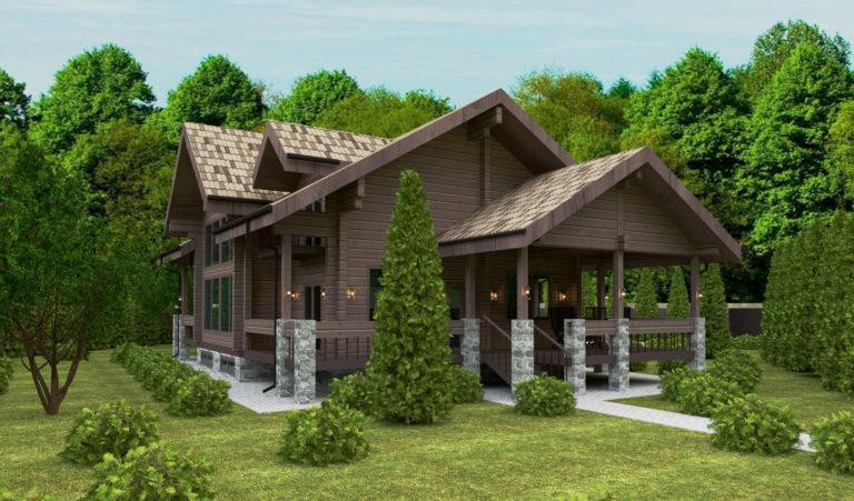Проект дома стоимость
